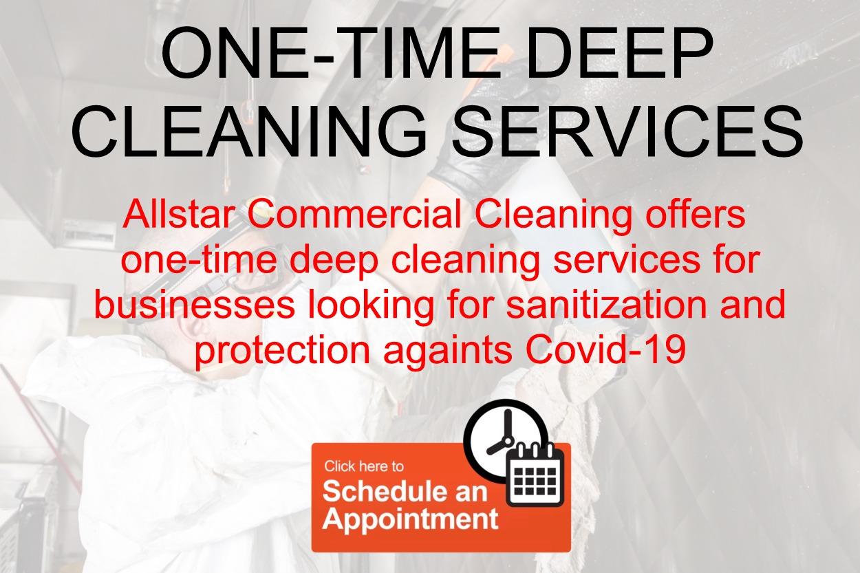 One Time Deep Cleaning and Sanitizing Service in San Diego