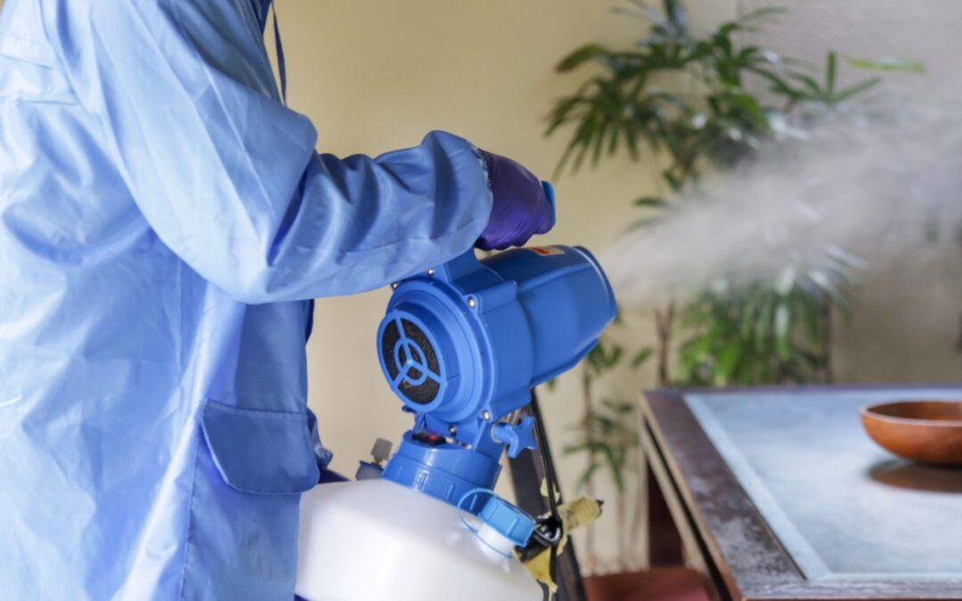 San Diego Deep Cleaning & Disinfecting Services for Covid
