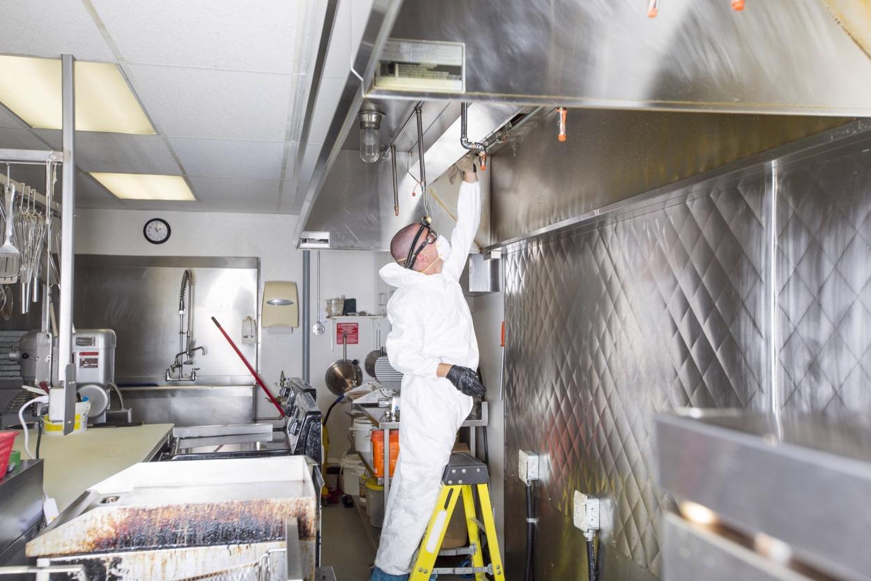 San Diego Restaurant Kitchen Cleaning