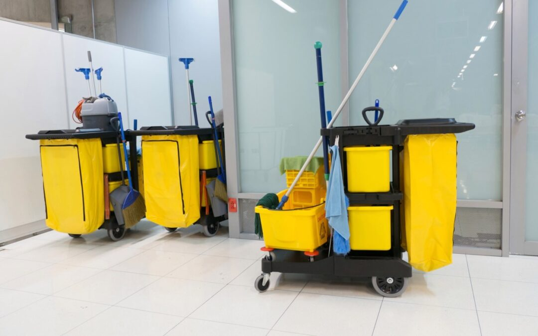 San Diego, CA | Office Building Janitorial Checklist | Office Cleaning Services