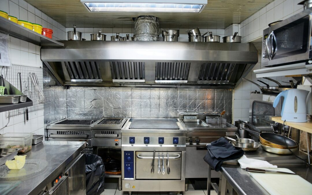 Commercial Oven Cleaning in San Diego, CA