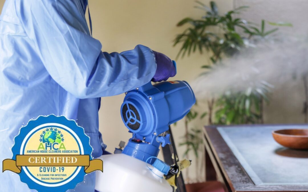 San Diego COVID-19 ☣️ Coronavirus Disinfection Cleaning Services
