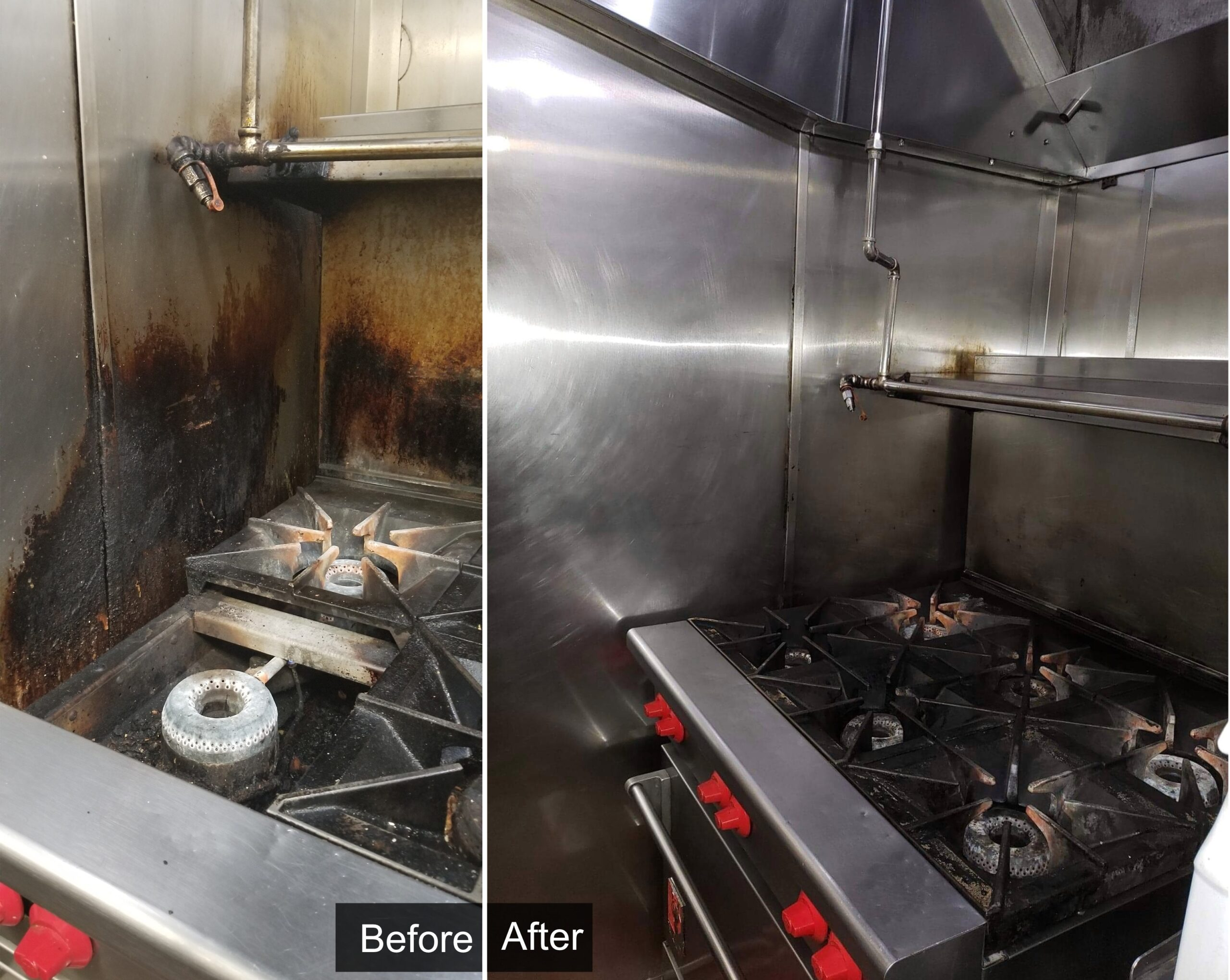 San Diego, CA Restaurant Oven Cleaning Company