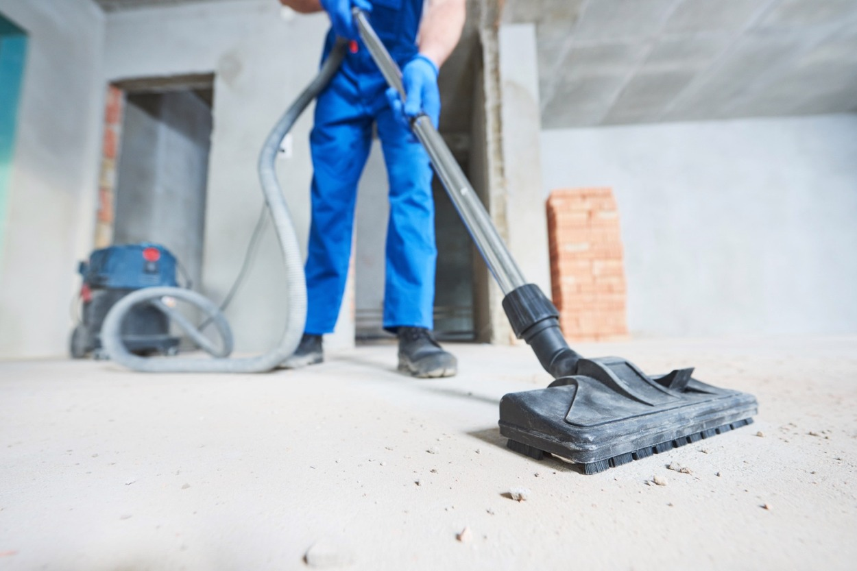 Post Construction Cleaning Services in San Diego, CA