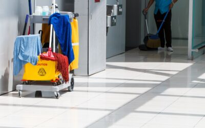 San Diego, CA |  Types of Commercial Cleaning Services Offered | Office Cleaning