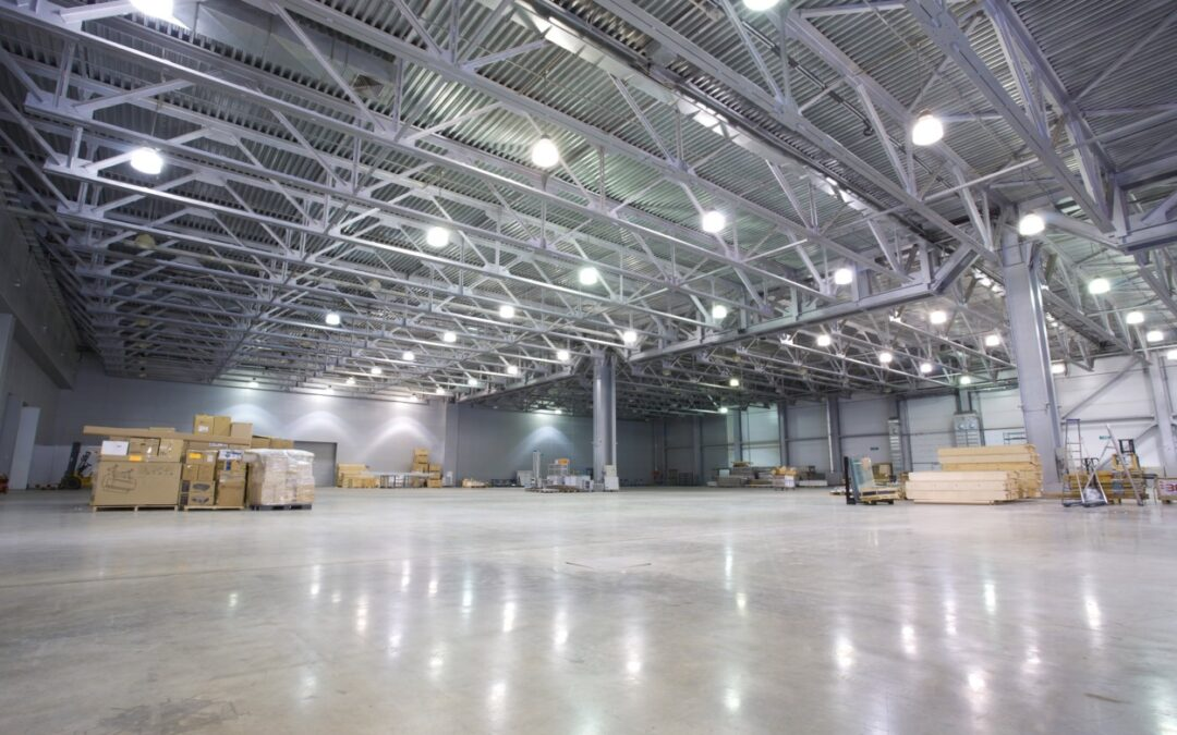 Industrial & Manufacturing Cleaning Services in San Diego, CA