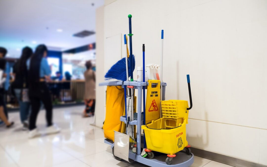 San Diego, CA | Retail Store Cleaning and Janitorial Services